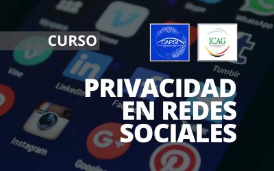Privacidad en redes sociales