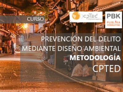 Prevención del Delito Mediante el Diseño Ambiental (CPTED)