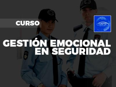 Gestión emocional en seguridad