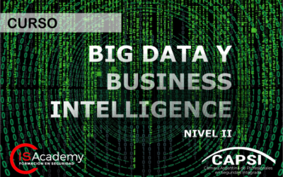 Big Data y Business Intelligence, Nivel II