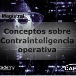 Clase magistral de Contrainteligencia Operativa