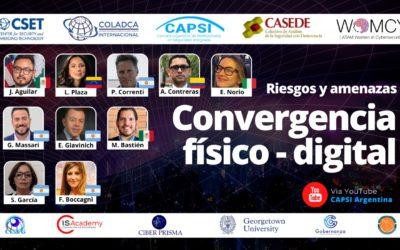 Riesgo y amenazas: Convergencia Físico – Digital