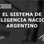 El Sistema de Inteligencia Nacional Argentino